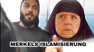 EX-MUSLIM--Das Problem der Islamisierung Deutschlands/ Merkel trägt große Mitschuld!