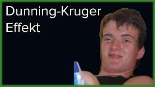 Warum sich dumme Menschen für schlau halten - Der Dunning-Kruger-Effekt