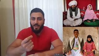 Ehemaliger Moslem (Mohammedaner):  Das Problem der Pädophilie im Islam