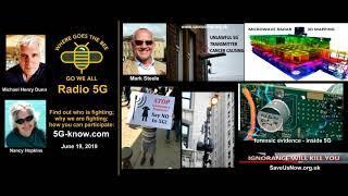 Radio 5G 6/19/2019 - Mark Steele on 5G Science