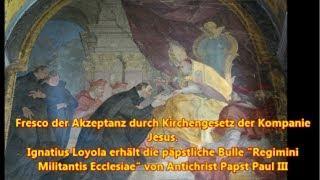 Die Gründung des Jesuitenordens - die Exerzitien - der Geist des Ordens