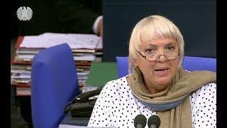 Bundestag: Claudia Roth verhindert Überprüfung der Beschlussfähigkeit