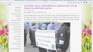 POLIZEI EN SOLL EN AUS GE TAUSCHT WER DEN asyl anten er satz