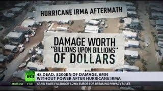 Tropical Depression: Public outrage over poor govt response to handling of Hurricane Irma