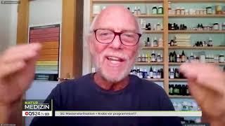 DR. KINGHARD 5G Massensterilisation + Krebs vor programmiert- Dr  med  Dietrich Klinghardt  QS24