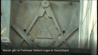 Warum gibt es Freimaurer und Geheimlogen in Deutschland? Georg Adolf Demmler Mecklenburg Schwerin