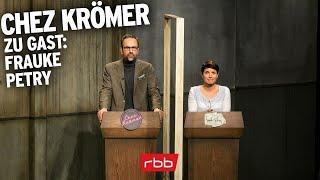 Chez Krömer - Zu Gast: Frauke Petry (S04/E03)