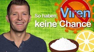 So haben Viren keine Chance - Interview mit Florian Sauer