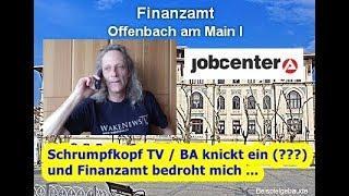 Trailer: Schrumpfkopf TV / BA knickt ein (???) und Finanzamt bedroht mich ...