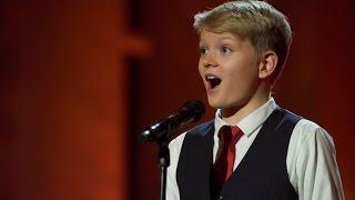 Laudate Dominum von Mozart - Boy Soprano Aksel Rykkvin - 13 years