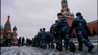 Russia Goes On High Alert, Threatens 5 Years In Jail For Breaking Lockdowns