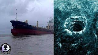 """""""GHOSTSHIP"""" Appears After 9 Years.. Something's Not Right"""