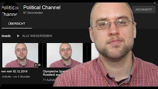 Marc Gardemann geht es besser - Neuer Kanal - Political Channel