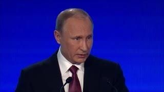2016 - Putin über politische Gesamtlage in Deutschland - AfD und die Wahlen in den USA