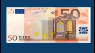 Der EURO ist Falschgeld ? oder warum ist ein Copyrightzeichen drauf?