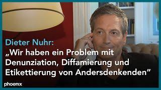 Interview - Dieter Nuhr bei Alfred Schier - PHOENIX