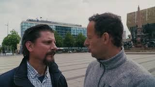 Daniel auf Achse, im Gespräch mit Dr. med. Jens Bingen