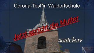 Corona-Test in Waldorfschule