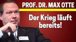 """""""SO nehmen sie uns alles weg!"""" Prof. Dr. Max Otte"""
