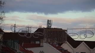 ⚠️ ACHTUNG Bewohner von Eisenstadt - Hauptstraße unter Mikrowellenbeschuss durch Mobilfunksender