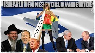 Israeli Drones World Wide