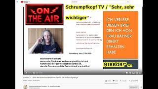 """Trailer: Schrumpfkopf TV / """"Ein sehr, sehr wichtiger Mirror"""" ..."""