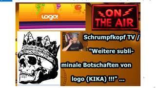 """Trailer: Schrumpfkopf TV / """"Weitere subliminale Botschaften von Logo (KIKA)!"""" ..."""