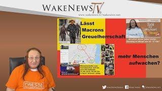 Lässt Macrons Greuelherrschaft mehr Menschen aufwachen? - Wa(h)r da was vom 27. August 2019