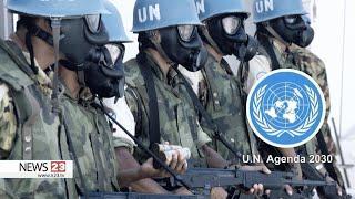 UN Agenda 2030 zur Errichtung einer totalitären Weltordnung