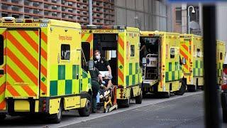 Großbritannien meldet mehr als 90.000 Todesfälle im Zusammenhang mit Covid-19