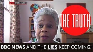 "Unglaublicher Versprecher !   Corona  ""We didn't infect enough people"" - BBC News - Dame Donna Ki"