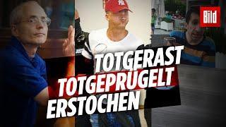 22. Mai 2020 -  Drei Verbrechen, die ganz Deutschland schockiere