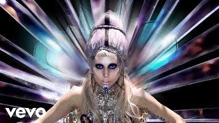 Lady Gaga unterstützt den Transhumanismus - Born This Way