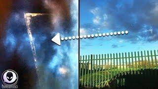 "GIANT ""SPACE MACHINES"" Entering Our Dimension?"