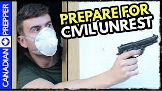 Home Security During Lockdown: Prepare For the Purge