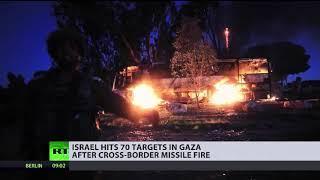 Gaza: Schwere Angriffe durch die israelische Luftwaffe