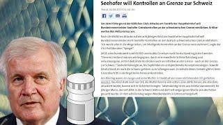 """Horst """"Placebo Politiker"""" Seehofer"""