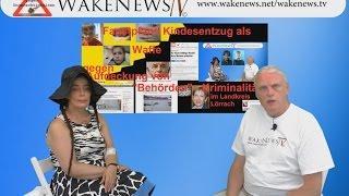 """Faustpfand Kindesentzug als Waffe gegen Aufdeckung von """"Behörden""""- Kriminalität im Landkreis Lörrach"""