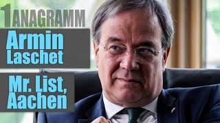 Armin Laschet NRW wird NWO Kanzler Papst Söder Acht Oktogon Aachen Merkel Dancing with Demons