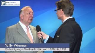 """Willy Wimmer: """"Griechenland & Ukraine: Diese Gefahren sehe ich für Europa"""""""