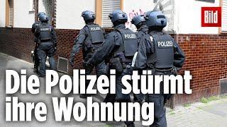Polizei stürmt Wohnung der beiden Supermarkt-Schläger aus Troisdorf