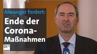 TV-Kurz-Interview mit Hubert Aiwanger - Kontrovers | BR24