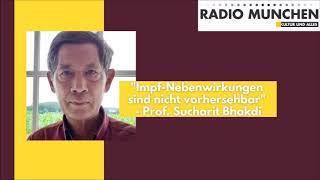 """""""Impf-Nebenwirkungen sind nicht vorhersehbar."""" - Prof. Bhakdi - VÖ: 16.07.2020"""