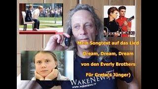 Schrumpfkopf TV / Mein Songtext zu dem Lied der Everly Brothers für Greta(s) Jünger