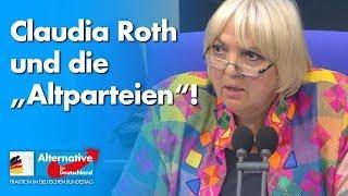 Claudia Roth und die Altparteien! -