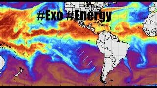 NEW | Huge Atmospheric Pulse followed by Giant Ocean Waves/South America!
