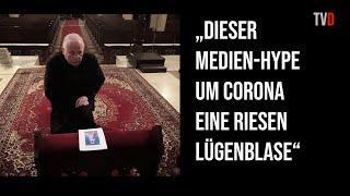 Endlich: Pfarrer Goesche aus Berlin redet Klartext über Corona-Panik!