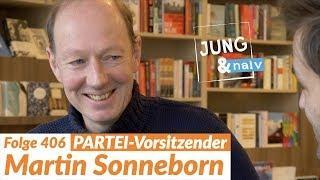 Martin Sonneborn über seine Karriere und EUROPA
