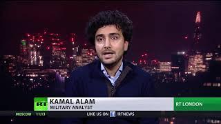 Syrien: US-Präsenz ist gemäß internationalem Recht illegal