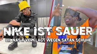 """Satanismus weiter auf dem Vormarsch - LIl NAS X verkauft in 40 Sekunden 666 """"Satan Schuhe"""" - Nike"""